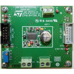 EVAL6470H - STMicroelectronics