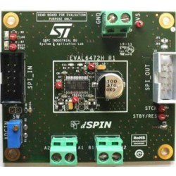 EVAL6472H-DISC - STMicroelectronics