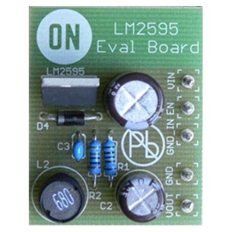 LM2595ATPBCKGEVB - ON Semiconductor