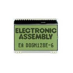 EA DOGM128E-6 - ELECTRONIC ASSEMBLY
