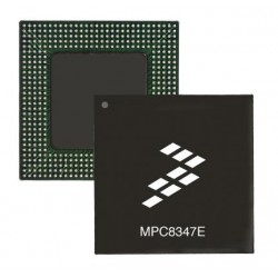MPC8347CZQAGDB - Freescale Semiconductor