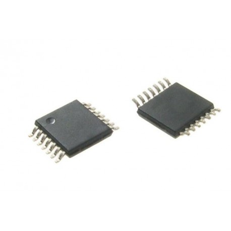 74LCX04TTR - STMicroelectronics