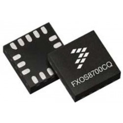 FXOS8700CQR1 - Freescale Semiconductor