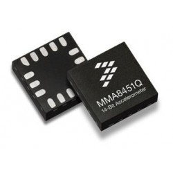 MMA8452QR1 - Freescale Semiconductor