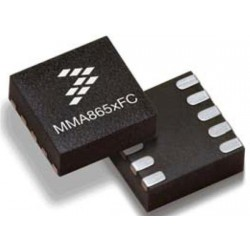 MMA8653FCR1 - Freescale Semiconductor